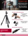 Statyw Manfrotto Compact Light