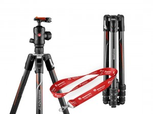 Statyw Manfrotto Befree GT Carbon do Sony + torba