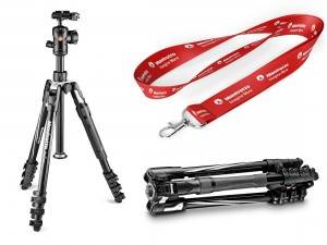 Statyw monopod Manfrotto Befree 2N1 Lever