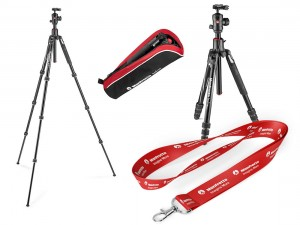 Statyw Manfrotto Befree GT XPRO udźwig 10kg