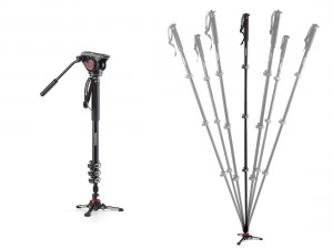 Manfrotto Video Monopod XPRO