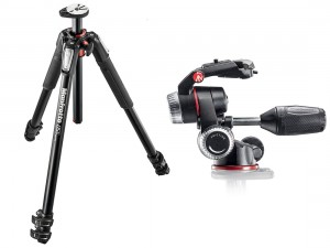 Statyw Manfrotto MT055XPRO3 z głowicą X-PRO 3-Way