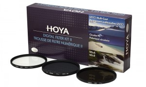 Zestaw Hoya Digital Filter Kit 72 mm