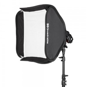 Softbox reporterski Quadralite 50x50