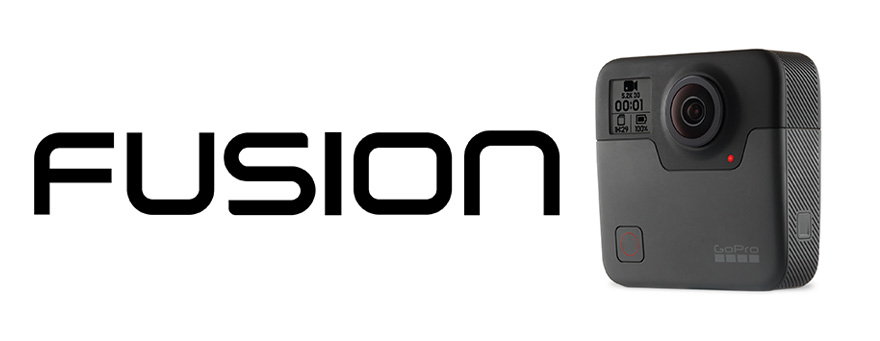Kamera sferyczna GoPro Fusion 360